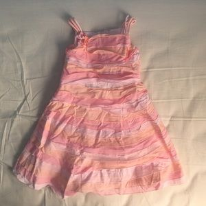 Biscotti Collection Pink Dress Size 6